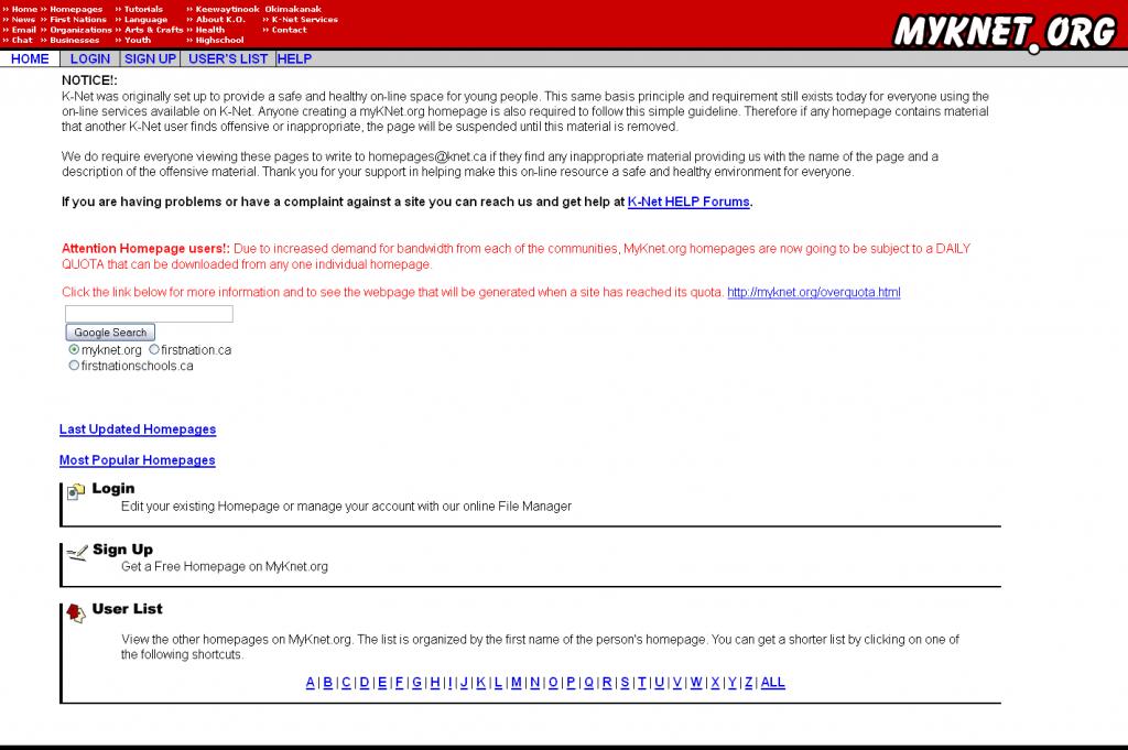 MyKnet.org