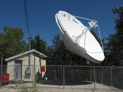 K-Net Satellitenschüssel