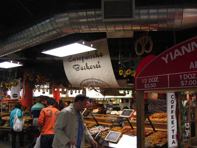 Europäische Bäckerei